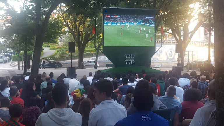 Viva toda a emoção do Mundial!